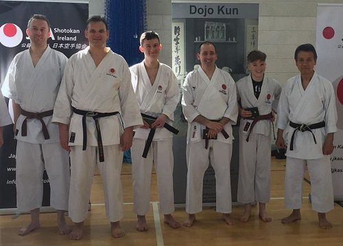 Colin Black Belt
